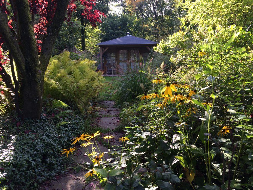 Tuin op Nieuwe Bijenpark